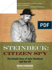 John Steinbeck's 1952 Letter to the CIA and the CIA's Response