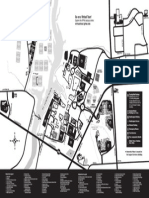 Ipfw Campus Map Bw 2013 08