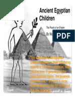 Ancient Egyptian Children