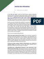 O Comportamento dos Milionários - Fabio Portela