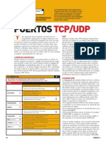 PU002 - Seguridad - Puertos TCP-UDP