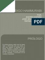 EXPOSICION CÓDIGO HAMMURABI