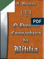 O Pequeno companheiro da Bíblia.doc