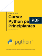 Material Sin Personalizar Python