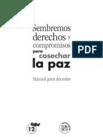 CDHDF, Sembremos derechos y compromisos para cosechar la paz.pdf