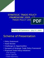 Trade Policy Presentation