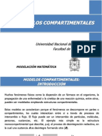 Modelos compartimentales
