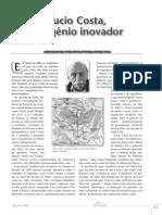 10 - Lucio Costa Um Genio Inovador