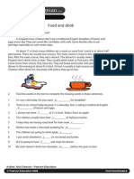Food and drink 4º