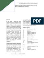 COMPARACIÓN EXPERIMENTAL DE CORRELACIONES UTILIZADAS EN EBULLICIÓN FORZADA CON R134a