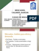 Casas de Bolsa y Bancos
