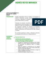 Curriculum Crm