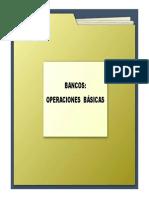 Operaciones Bancarias PDF