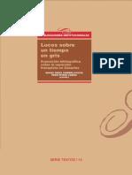 CANARIAS Franquismo y Violencia Catalogolucestiempogrisabril2013