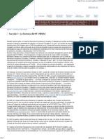 Red-Desc Sección 1. La historia del PF-PIDESC