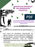 Ambientes de Aprendizaje Anexo 16