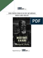 Shaw Bernard - 16 Esbozos de Mi Mismo