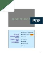 Diseno de Mezcla Diapositivas-UPC