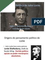 Ideologia Política de John Locke dario