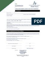 Transfer Form