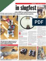 Robots in Slugfest