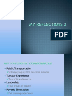 my reflections 2 final