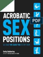 Acrobatic Sex Positions - Emily Dubberley