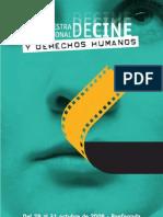 Programa muestra internacional de cine por los Derechos Humanos en Ponferrada 2009