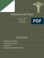 Sindrome de Patau