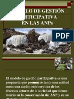 MODELO DE GESTIÓN PARTICIPATIVA2012