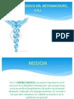 Diapositivas Centro Medico Betha