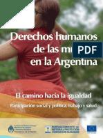 Informe_derechos Humanos Mujeres Argentina
