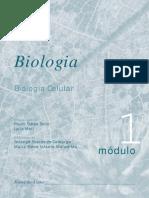 Apostila - Concurso Vestibular - Biologia - Módulo 01