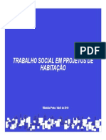 Trab Social Projetos Hab