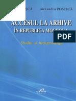 Acces Arhive RM Tipar