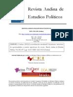 Revista Andina de Estudios Politicos