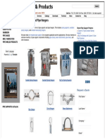 Pipe Hangers, Pipe Supports, Variable and Constant Spring Hangers