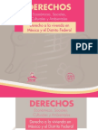 CDHDF HICAL Derecho a la vivienda en México y el Distrito Federal