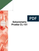 SOL CL 151