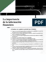 Importancia Informacion Financiera