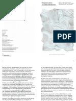 Brochure Projective Views on Urban Metabolism