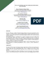 CEGN - Viabilidade técnica e econômica de um complexo portuário em cananéia