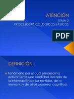 ATENCIÓN D1
