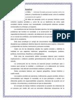 Fundamentación disciplinar y didactica - HISTORIA