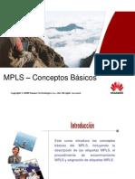 16- MPLS Conceptos Básicos