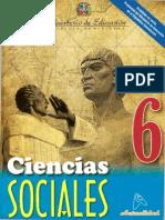 Libro de Sexto de Sociales