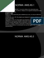 Norma Aws a5