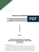Naskah Akademik PKL