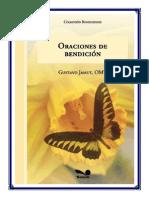BENDICIÓN DE TODAS LAS COSAS