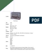 Marca de Philips B5 CA 86 A